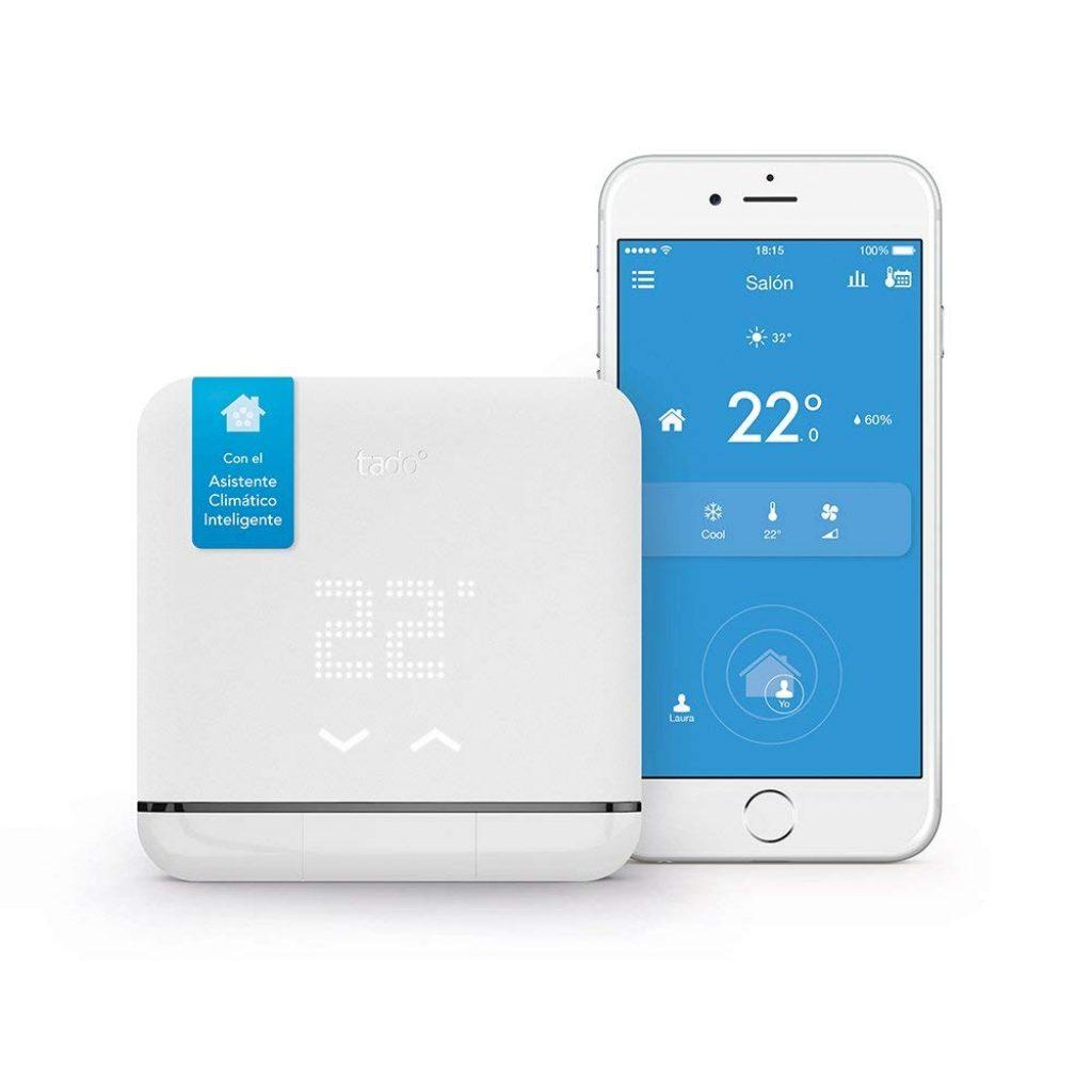 termostato para aire acondicionado