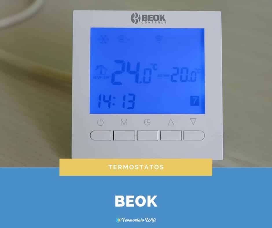 comprar termostato beok