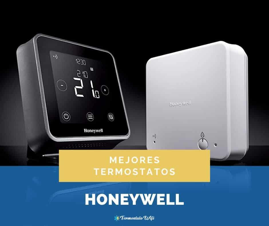 Los Mejores Termostatos Wifi de Honeywell