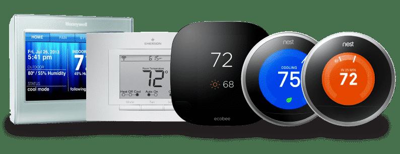 Tipos de termostatos: Funcionamiento y cuál elegir
