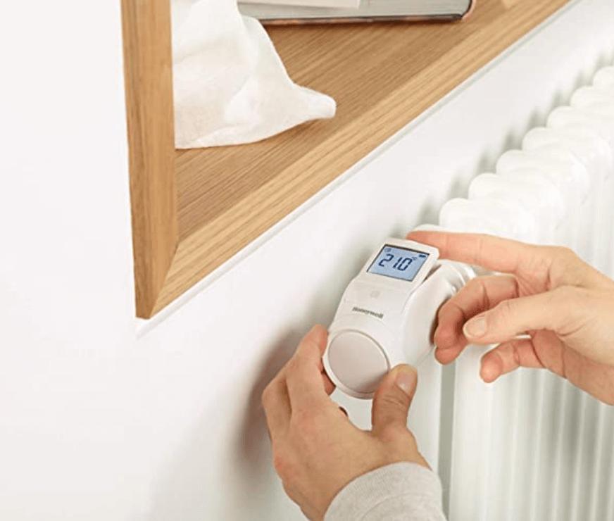 cabezales termostaticos honeywell